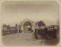 Kokand Khanate. City of Andidzhan. Gate to the Palace WDL10723.png
