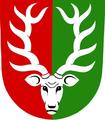 Komárno (Kroměříž District) CoA.png