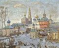 Konstantin Gorbatov - The Novodevichy Monastery.jpg