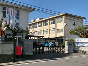 Koriyama Commercial High School.JPG