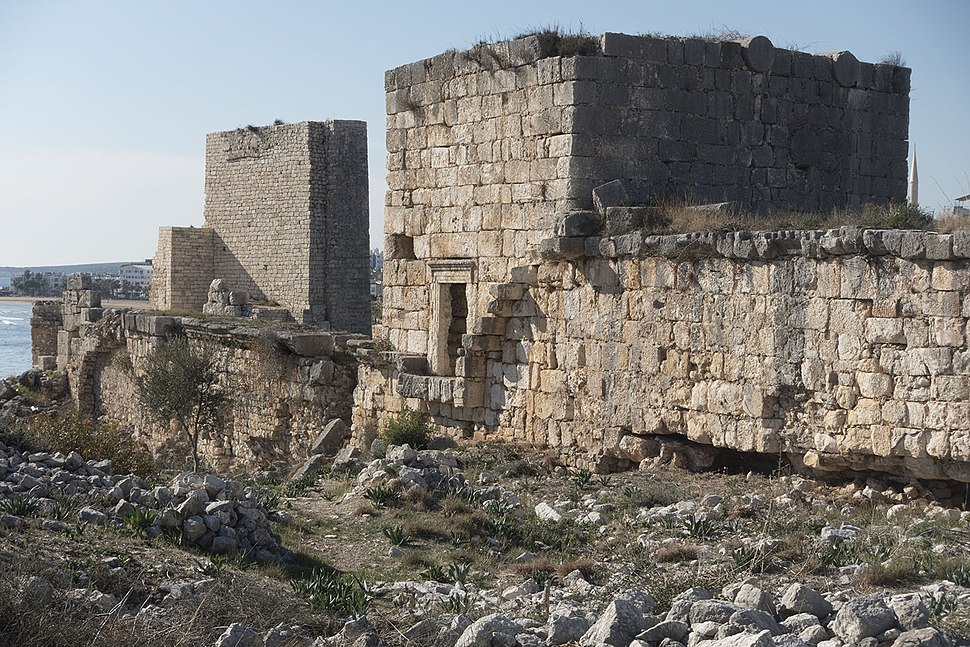 Korykos Land Castle 3238
