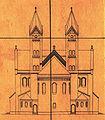 Kosciol Sw Szymona i Sw Heleny Minsk plan 1905 8.jpg