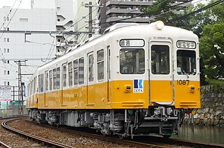 Kotoden Kotohira Line