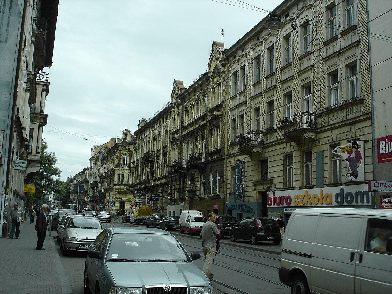 Ulica Karmelicka