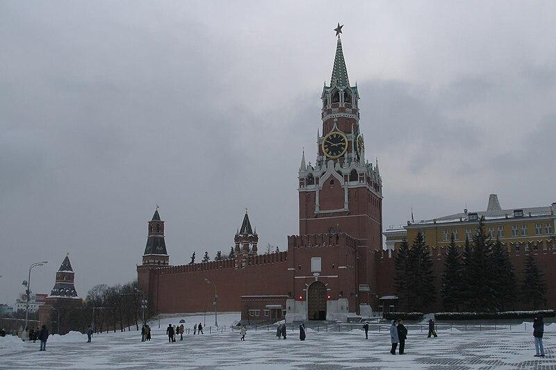 Murallas del Kremlin (año 1485)
