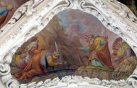 Kremsmünster Stiftskirche - Frescos AT Moses Wasser.jpg