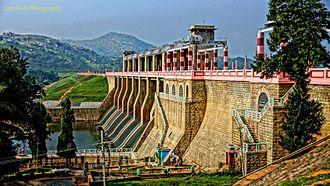 Krishnagiri - Krishangiri Dam Outside
