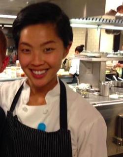 Kristen Kish American chef