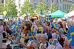 Ünneplő svédek