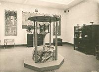 Kunstpalast, Raum 20a Secession Wien, Foto Otto Renard, 1902.jpg