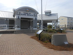 Kure Beach, North Carolina - Town of Kure Beach