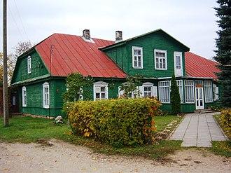 Kurkliai - Community House