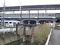 Kuwabara river to pass through Gifu-hashima station, Tokaido Shinkansen 02.jpg