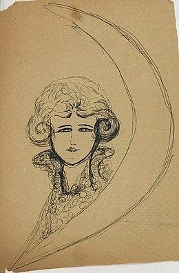 Léona, héroïne du surréalisme