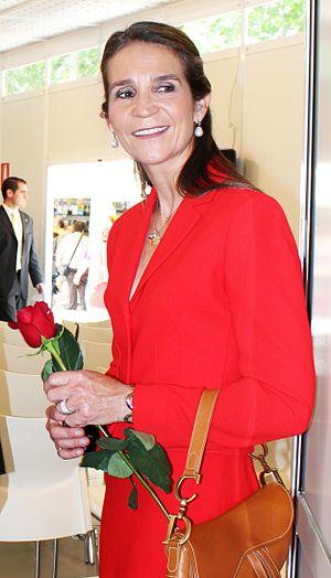 Infanta Elena, Duchess of Lugo - Elena in 2011