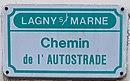 L1727 - Plaque de rue - Chemin de l'autostrade.jpg