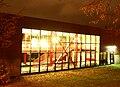 LA2 B-huset gavel natt.jpg