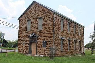 La Vernia, Texas - Brahan Masonic Lodge