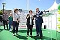 La Feria del Vehículo Eléctrico se celebra este fin de semana en la plaza de Colón 02.jpg