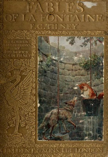 File:La Fontaine - The Original Fables Of, 1913.djvu