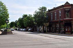 La Grange KY - downtown