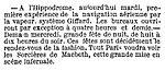 La Presse - 31 août 1852 - page 2 - 5ème colonne - Première expérience Giffard.jpg