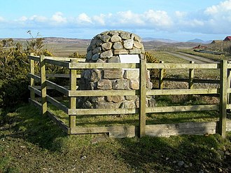 Lachlan Mor Maclean - Image: Lachlan Mor Maclean of Duart Fell Here geograph.org.uk 1774739