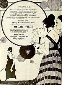 Lady Windermere's Fan (1916) - Ad 1.jpg