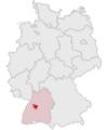 Lage des Landkreises Calw in Deutschland.png