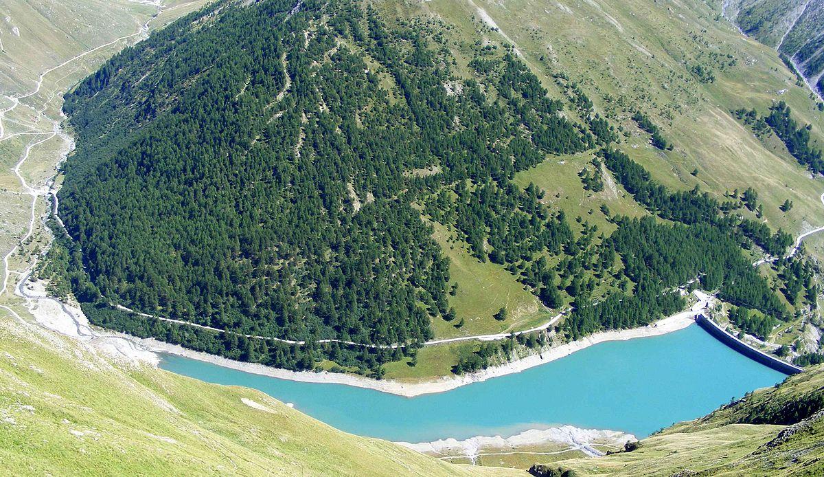Lago di rochemolles wikipedia for Lago n