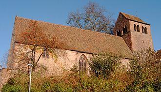 Lahr - Burgheimer Kirche