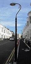 Lanterna kolono ĉe 26 Great College Street, Brajtono (IoE Code 480783).jpg