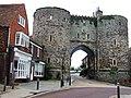 Land Gate, Rye - geograph.org.uk - 1423320.jpg