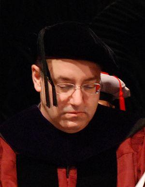 Larry Kramer (legal scholar) - Image: Larry Kramer