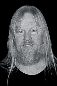 Larry Norman i Ohio. Oktober 2001
