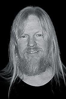 Larry Norman in Ohio, October 2001