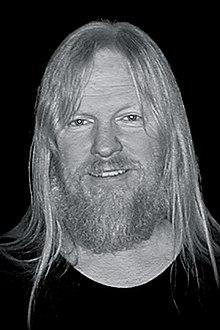 Larry Norman in Ohio, Oktober 2001