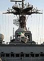 Laser Weapon System aboard USS Ponce (AFSB(I)-15) in November 2014 (04).JPG