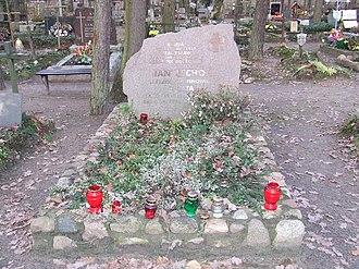 Jan Lechoń - Grave of Lechoń