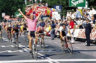 1989 Giro dItalia cycling race