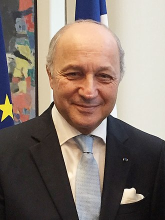 Laurent Fabius - Image: Laurent Fabius and Catherine Mc Kenna (22913103711) (cropped)