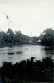 Lawa Railway in Suriname - Cable car crossing the Suriname River 1915.png