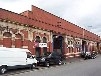 Leicester Central railway station - Image: Lcentral 2