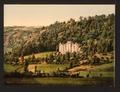 Le Cantal, Chateau Anteroche, near Murat, Auvergne Mountains, France-LCCN2001697574.tif