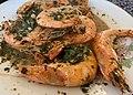 Le Harenguier (Beynost) - crevettes grillées persil-ail.jpg