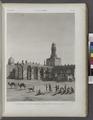 Le Kaire (Cairo). Vue d'une ancienne mosquées située près de Bâb el-Nasr (NYPL b14212718-1268739).tiff