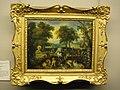 Le paradis terrestre avec la création d'Ève - par Jan Brueghel le Jeune.jpg