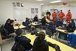 Learning to fly, Air Station Kodiak flight crew descends on Palmer, Alaska, school 150129-G-ZR723-002.jpg