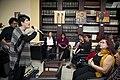 Lectura de textos poéticos por el Día Internacional de la Mujer (8540852542).jpg
