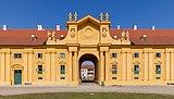 Lednice riding hall and stables, Lednice, Czech Republic 01.jpg
